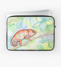 Cutie Chameleon Laptop Sleeve