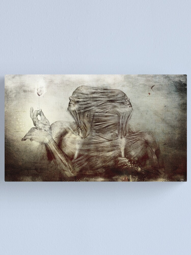 Alternate view of Something To Believe In Canvas Print