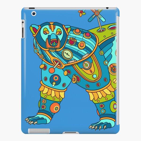 Polar Bear, cool art from the AlphaPod Collection iPad Snap Case