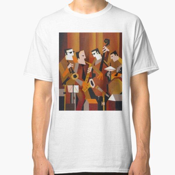 BERNIE McGANN QUARTET Classic T-Shirt