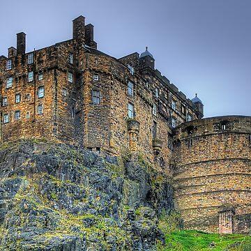 Edinburgh Castle by Arrowman