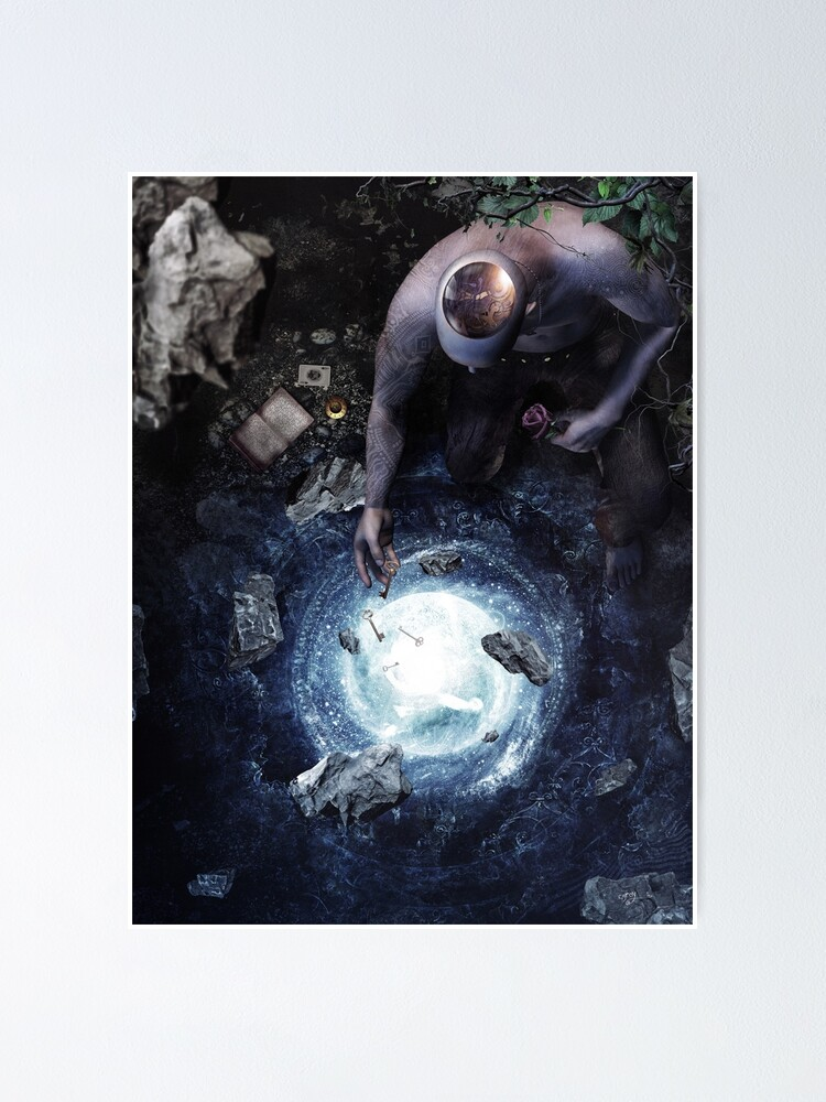 Alternate view of Brought To Light Poster