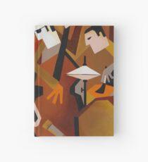 BERNIE McGANN QUARTET Hardcover Journal