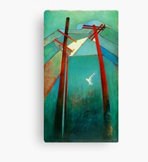 Rising to a Higher Power Canvas Print