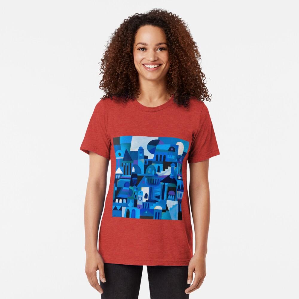 ANCIENT SYMBOLS Tri-blend T-Shirt