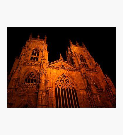 York Minster #2 Photographic Print