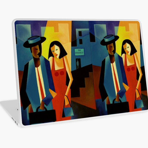 LESTER AND MARY DALE YOUNG Laptop Skin