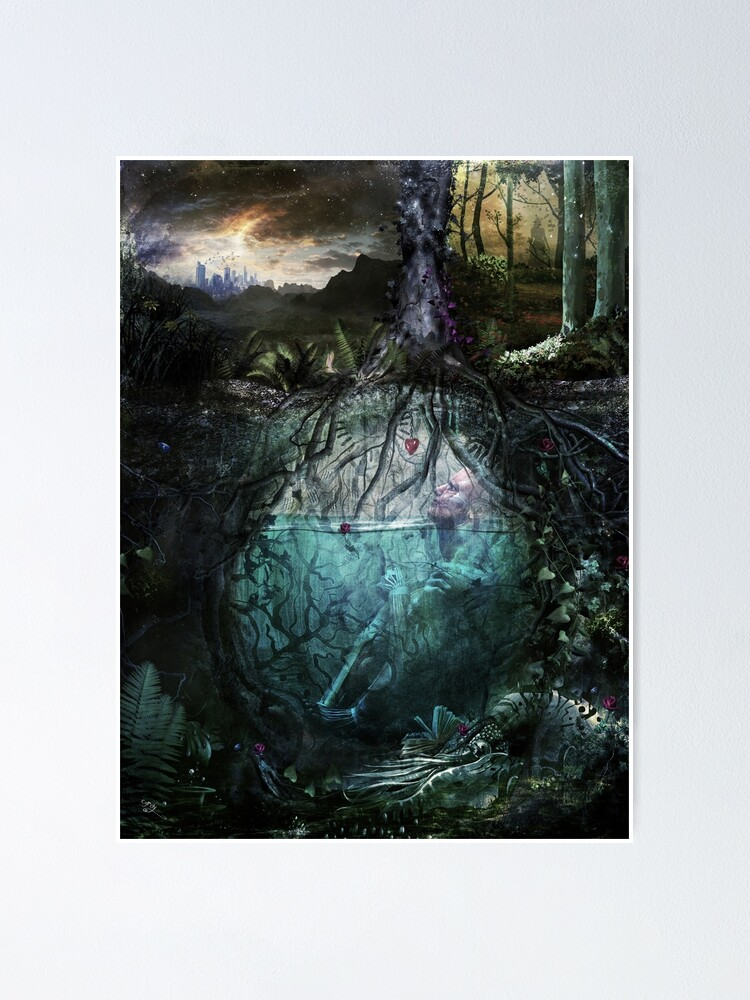 Alternate view of Alive Inside Poster