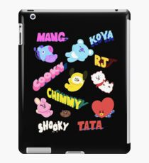 BT21 iPad Case/Skin
