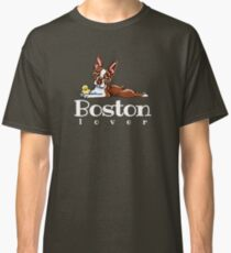 Colored Boston Lover Classic T-Shirt