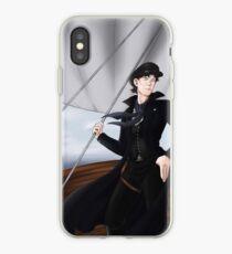 Sherlock Air Pirate iPhone Case