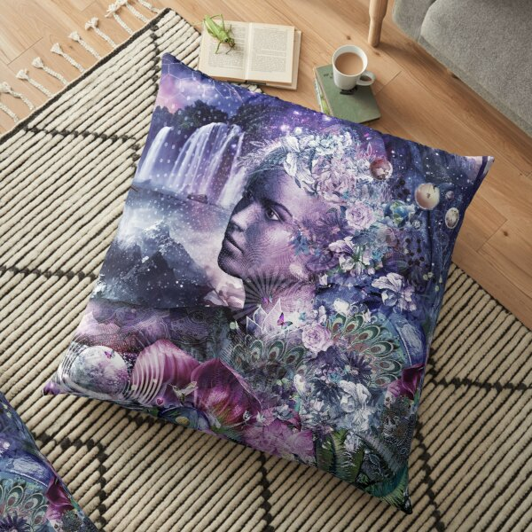 The Painter Floor Pillow