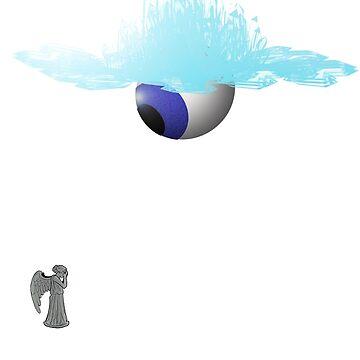 Atraxi vs Weeping Angel by Indigo1563
