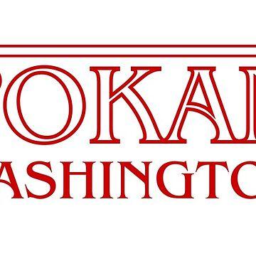 Spokane Things by buckwild