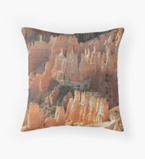 Bryce again Throw Pillow