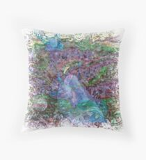 The Atlas Of Dreams - Color Plate 70 Floor Pillow