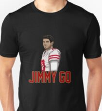 Jimmy GQ - San Francisco Unisex T-Shirt