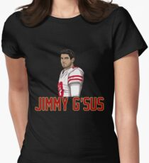 Jimmy G - San Francisco Women's Fitted T-Shirt
