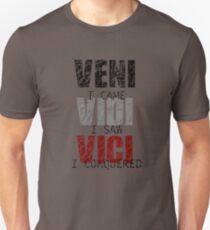 Veni, Vidi, Vici #3 T-Shirt