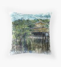 The Atlas Of Dreams - Color Plate 71 Floor Pillow