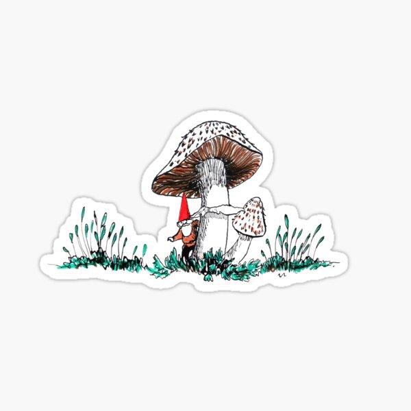Little Gnome Sticker