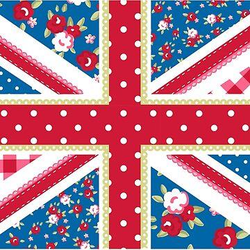 UK Flag by Kiwix