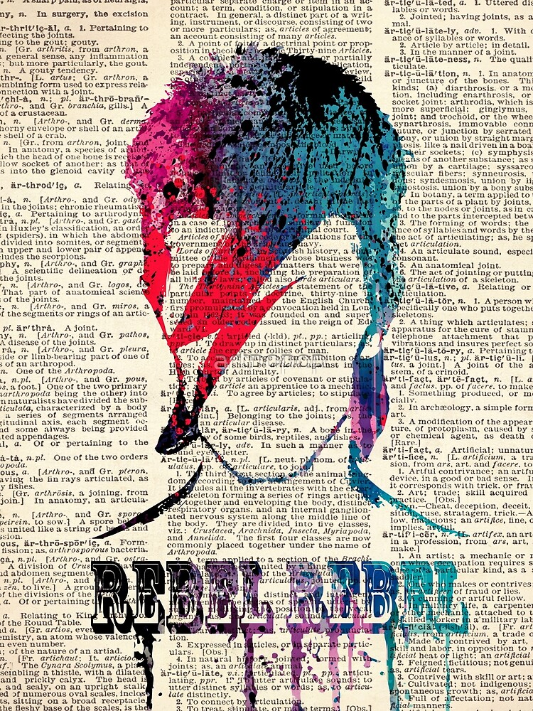 REBEL REBEL on dictionary page #BR by artpopop