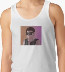Baby Driver Drawing Tank Top