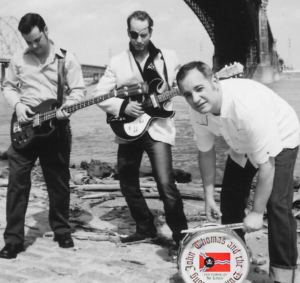 Long John Thomas and the Duffs promo photo by Bowls