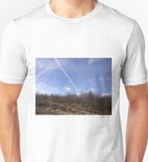 Vapour trails T-Shirt