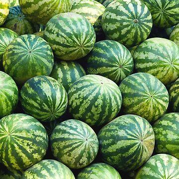 Watermelons by Kiwix