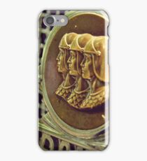 Three Heads are Better Than One iPhone Case/Skin