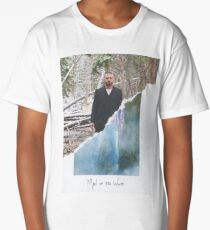 Justin Timberlake - Man of the Woods Long T-Shirt
