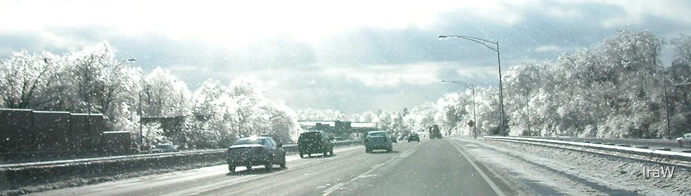 Kenwood Cut- Ice Storm by IraW