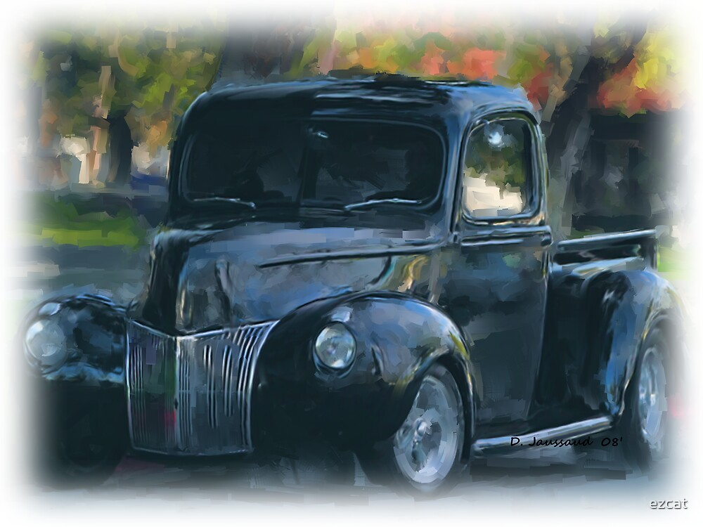 1940 Ford Truck by ezcat