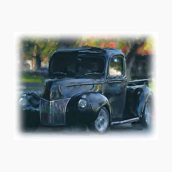 1940 Ford Truck Photographic Print