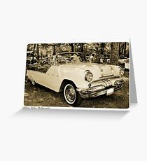 The Pontiac Greeting Card