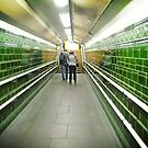 regents park tube station by kathy archbold