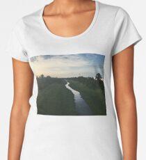 Sky Mirror Women's Premium T-Shirt