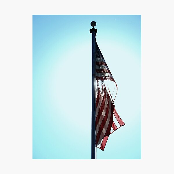 a banner day Photographic Print