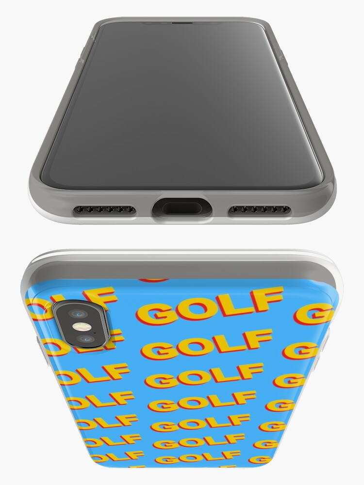 Alternate view of GOLF | Tyler The Creator iPhone Cases & Covers