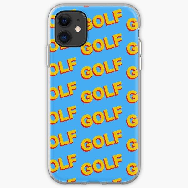 GOLF   Tyler The Creator iPhone Soft Case
