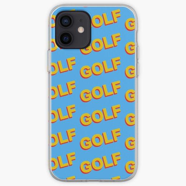 GOLF | Tyler The Creator iPhone Soft Case