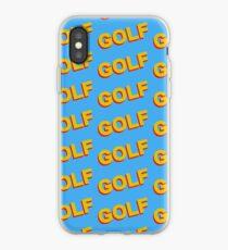 GOLF | Tyler The Creator iPhone Case
