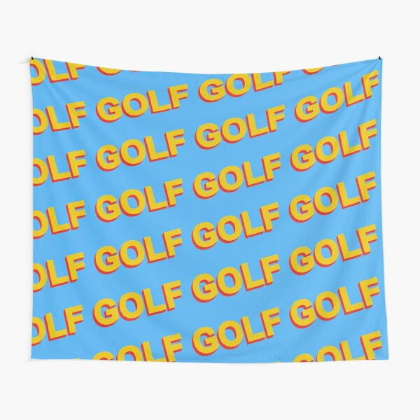 GOLF | Tyler The Creator Tapestry