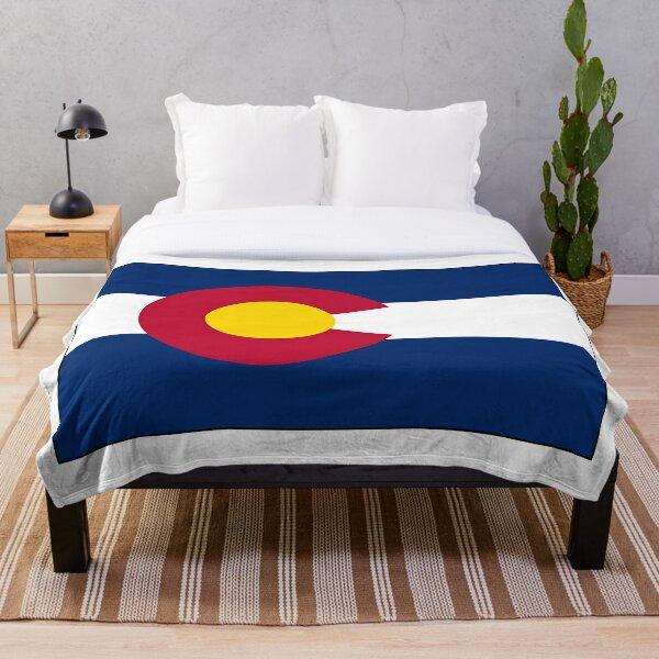 Colorado Throw Blanket