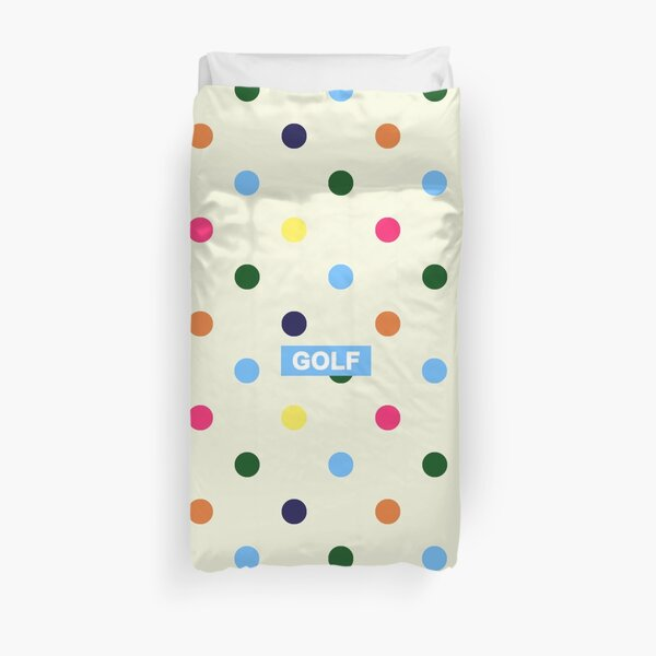 GOLF Polka Dots | Tyler The Creator Duvet Cover