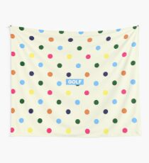 GOLF Polka Dots | Tyler The Creator Wall Tapestry