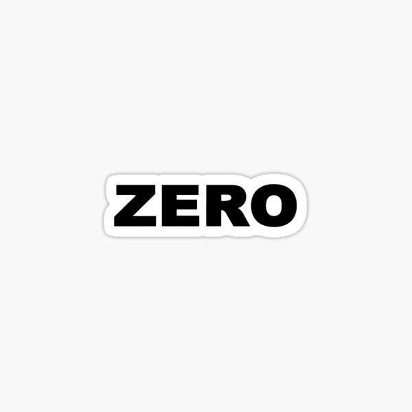 Smashing Pumpkins - Zero Sticker