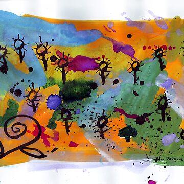 Midnight Garden cycle1 1 by JohnDouglas